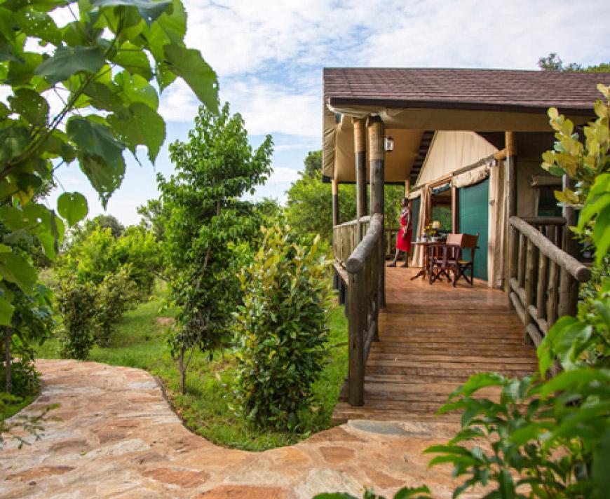 Mara Engai Lodge – Hotel