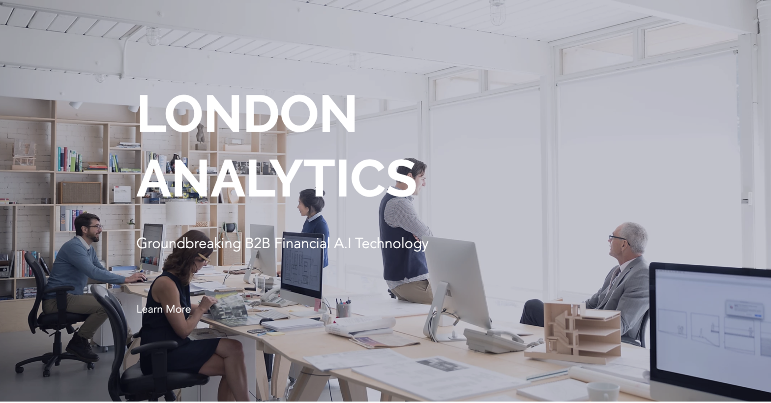 Interview with Kira Begunova, co-founder of FinTecH company London Analytics