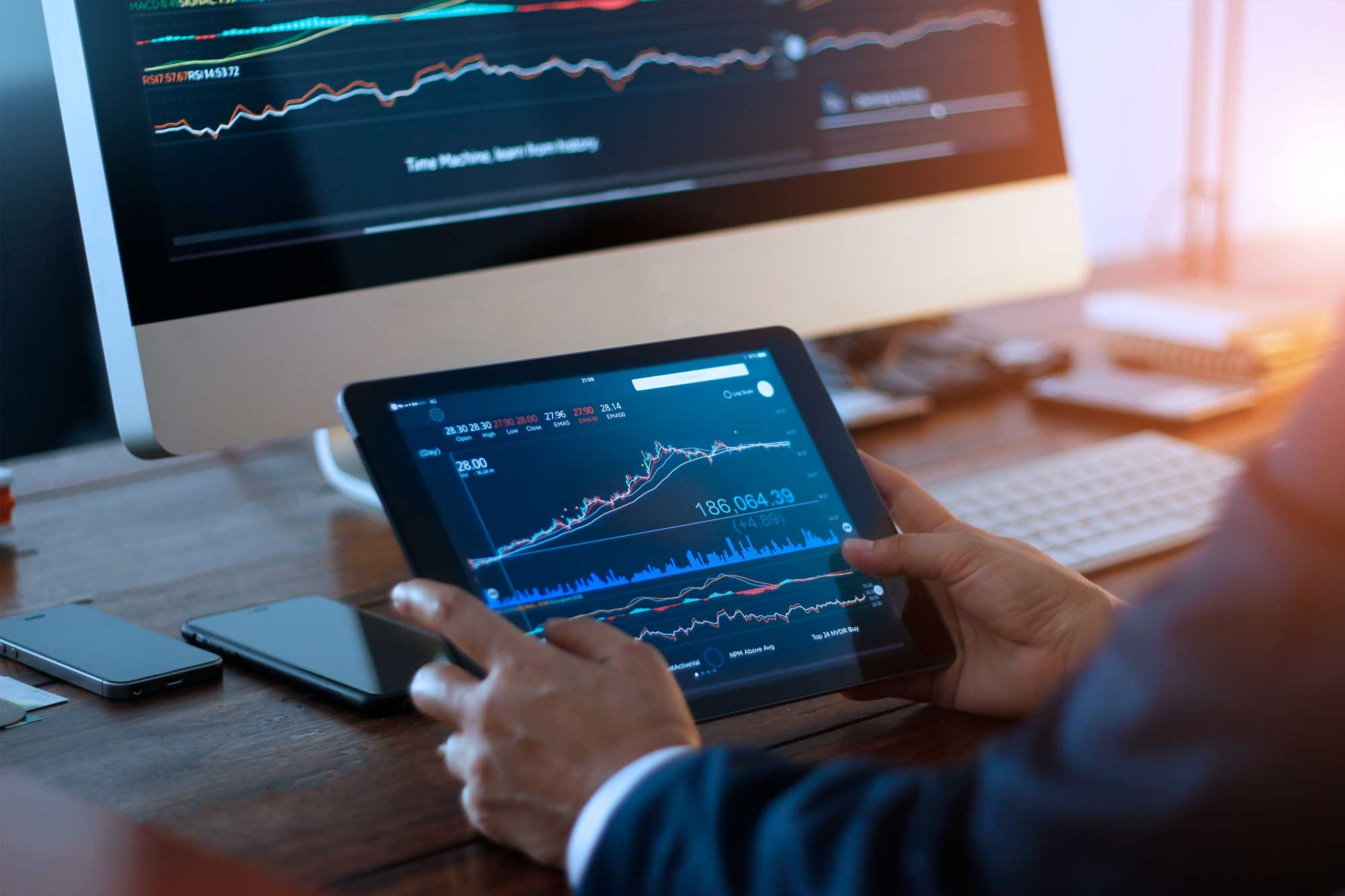 London Analytics – B2B Financial A.I Technology