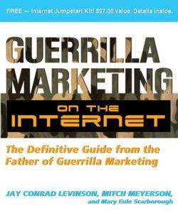 Guerrilla Marketing on the Internet– Jay Conrad Levinson